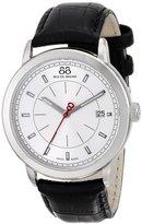 88 Rue du Rhone Men's 87WA120027 Analog Display Swiss Quartz Black Watch