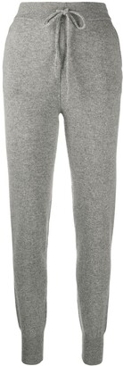 LOULOU STUDIO Drawstring Cashmere Trousers