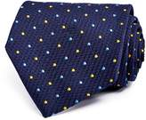 Turnbull & Asser Multi Dot Classic Tie