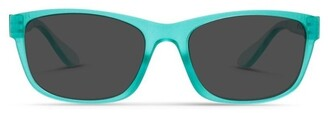 Dresden Vision Ice Blue UV Protected Sunglasses with Grey Tint Artic