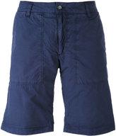 Woolrich reversible camouflage shorts - men - Cotton - 31