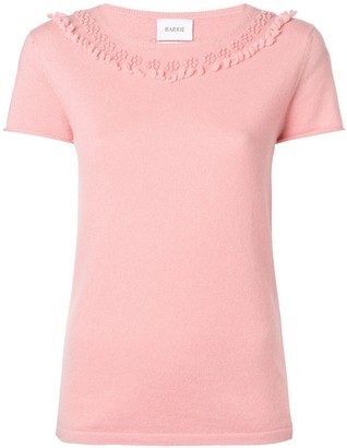Barrie Romantic Timeless cashmere top
