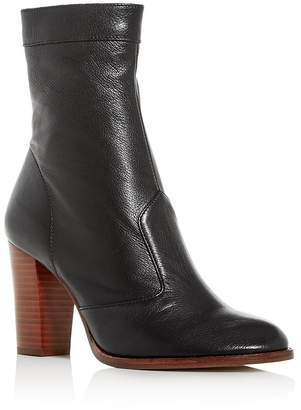 Marc Jacobs Women's Sofia Loves The Ankle Block-Heel Boots