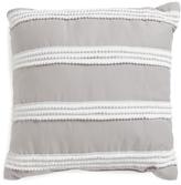 Kids 18x18 Pom Pom Striped Pillow