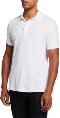Vilebrequin Men's Terry Knit Polo Shirt