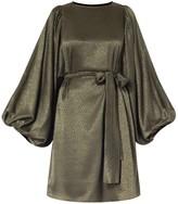 Meem Label Raven Green Dress