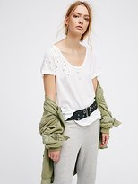 We The Free Libra Tee by at Free People