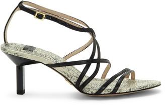 Louise et Cie Hansel Kitten-Heel Sandal