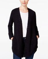 Style&Co. Style & Co. Marled Open-Front Cardigan, Only at Macy's