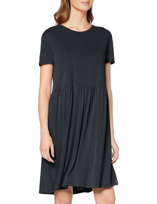 Superdry Women's Smocked T_Shirt Dress
