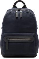 Lanvin Cotton Gabardine Backpack