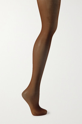 HEIST The Nude High 060 Tights - Chocolate