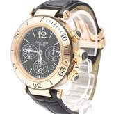 Cartier Pasha Chronographe Gold Pink gold Watches