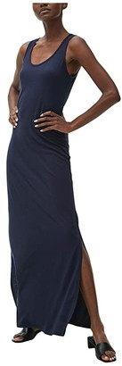 Michael Stars Cotton Modal Isabelle Sleeveless Neck Maxi Dress (Admiral) Women's Dress