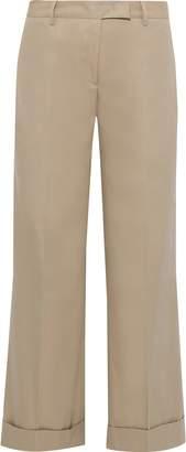 MACKINTOSH Cotton-twill Straight-leg Pants
