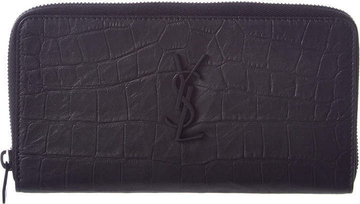 84b76ca849e Ysl Zip Wallet - ShopStyle