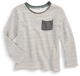 Splendid Boy's Stripe French Terry Sweatshirt