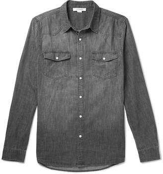 Frame Denim Western Shirt