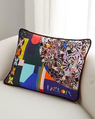 Christian Lacroix Mosaic Freak Pillow