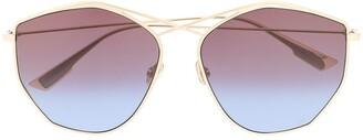 Christian Dior Gradient Lens Sunglasses