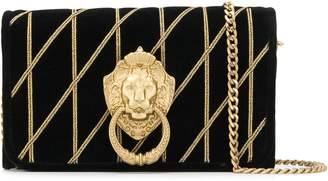 Moschino Lion Head clutch