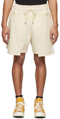 Off-White Kuro Loose Baker Shorts