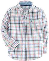 Carter's Toddler Boy Plaid Button-Down Shirt