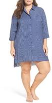 DKNY Plus Size Women's Sleep Shirt