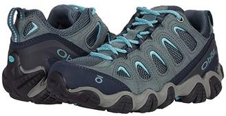 Oboz Sawtooth II Low (Powder Blue) Women's Shoes