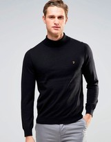 Farah Roll Neck Jumper