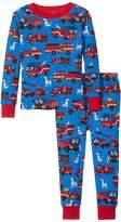 Hatley Fire Trucks PJ Set (Toddler/Little Kids/Big Kids)
