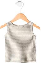 Caramel Baby & Child Girls' Sleeveless Striped Top