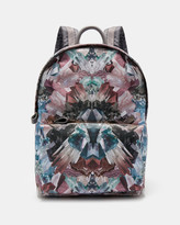 Ted Baker Mirrored Minerals backpack