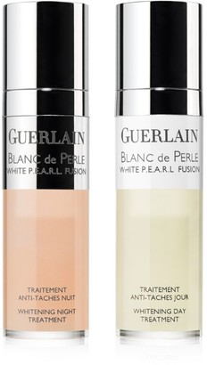 Guerlain White P.E.A.R.L. Fusion Day and Night Treatment