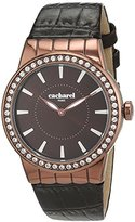 Cacharel Women's Quartz Watch CLD 010S-5UU with Leather Strap