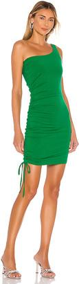 superdown Meena One Shoulder Dress