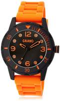 Crayo Women's CRACR2204 Splash Silicone Watch