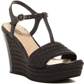 UGG Fitchie T-Strap Platform Wedge Sandal