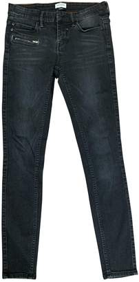 Chevignon Black Cotton Jeans for Women