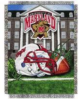 NCAA Maryland Terrapins Home Field Advantage College Throw