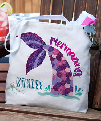 Personalized Planet Totebags - 'Mermazing' Personalized Tote