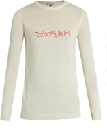 Bella Freud Woman cashmere sweater