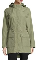 The North Face Tomales Bay Tweed DryVentTM Jacket, Deep Lichen Green