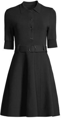 Shoshanna Edgemont Knit Dress