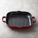 Williams-Sonoma Cast-Iron Grill Pan