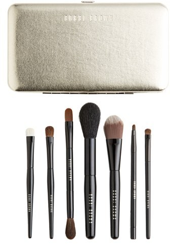 Bobbi Brown 'Old Hollywood' Luxe Travel Brush Set ($240 Value)