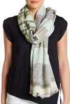 Michael Stars Speckle & Stripe Scarf
