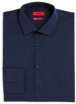 HUGO Mabel Fineline Stripe Sharp Fit - Regular Fit Dress Shirt