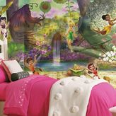 York Wall Coverings York wallcoverings Disney Fairies Pixie Hollow Removable Wallpaper Mural