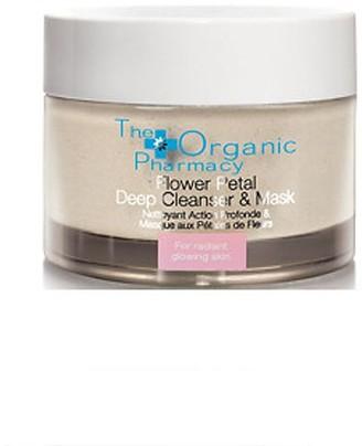 The Organic Pharmacy Flower Petal Deep Cleanser & Mask 60G
